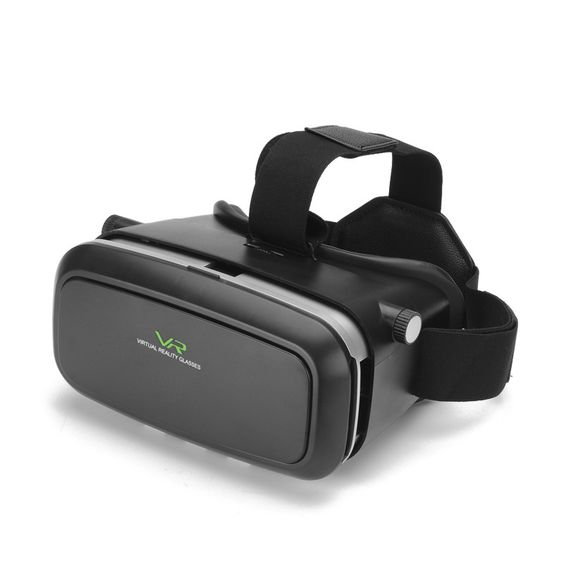 3D VR Glasses with Bluetooth Remote