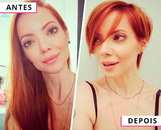 julia petit corte de cabelo