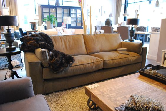 heerlijke plofbank in het fluweel 4 zits meubels en meer in