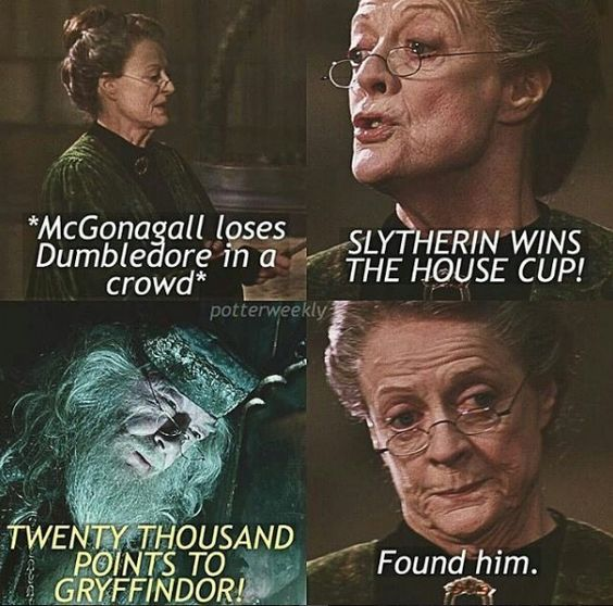 The Potter fandom is the gift that keeps on giving.: