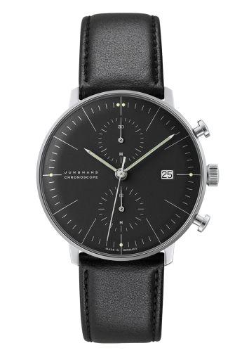 Ref. Nr. 027/4601.00 - Als einer der außergewöhnlichsten Designer des letzten Jahrhunderts hinterließ der Architekt, Bildhauer und Produktgestalter Max Bill ein umfangreiches Lebenswerk, darunter eine der faszinierendsten Uhrenkol-lektionen der letzten Jahrzehnte.