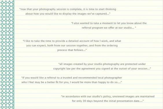 Photo Studio Email Assistant  Design AglowS BestSellers