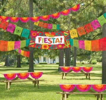 Mexican Fiesta Party Kit Party Ideas Pinterest Paper Lanterns Fiestas And Parties