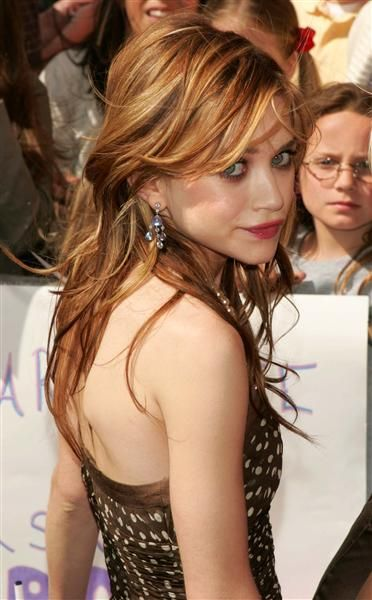 Mary Kate Olsen (that face!!)