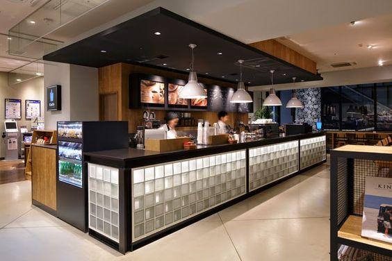 LIVRARIA & CAFÉ: Um Refúgio de Prazeres http://zip.net/bln3Yk Tsutaya book store and café, CCC,  by Fan Inc Design Label, Shizuoka – Japan