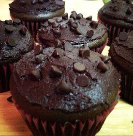 Sh*t Crossfit Girls Do: Chocolate Fudge Cupcakes