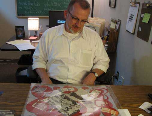 Letters, diaries, oral histories and even costumes are being collected by the Gay and Lesbian Archive of Mid-America, at partnership between UMKC University Libraries Labudde Special Collections and Kansas City Museum