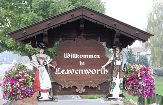 Leavenworth ~ A Bavarian Getaway in the heart of Washington State!