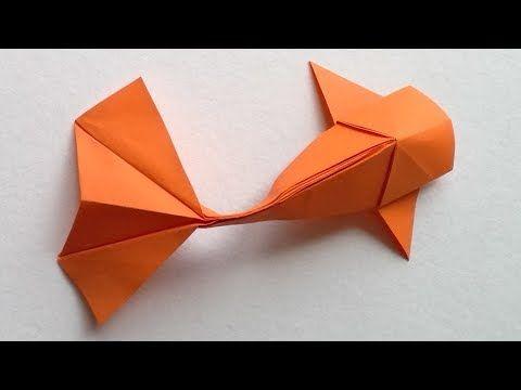 Origami Simple Koi (Riccardo Foschi) - YouTube | 360x480