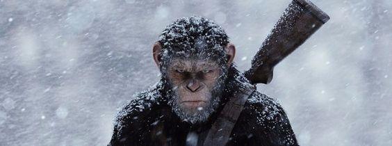 Darauf haben Fans gewartet und endlich ist er nun da: Der Trailer zum epischen Kampf zwischen Mensch und Affe, zu War for the Planet of the Apes . Der inzwischen dritte Teil der Erfolgsreihe thematisiert nun jenen Krieg, der über die Herrschaft auf dem blauen Planeten entscheidet. Der Ausgang ist uns zwar schon bekannt, die Macher [ ]