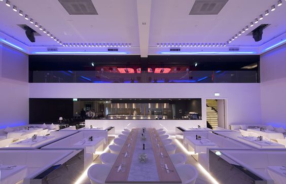 """Inaugurated in Amsterdam, Superclub is a new concept, it brings together in one place gastronomy, art and clubbing."""""""