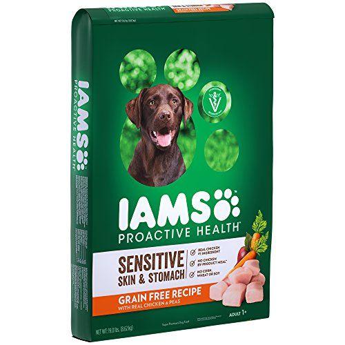Iams Proactive Health Sensitive Skin Stomach Grain Free Dog Food Reviews Compare Deals Grain Free Dog Food Free Dog Food Dry Dog Food