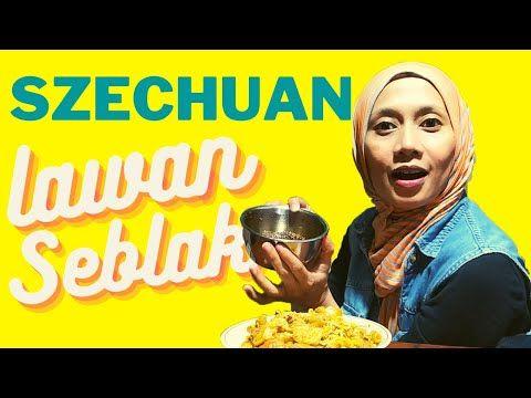 Resep Saus Szechuan Jadi Seblak Rasa Chinese Food Youtube Chinese Food Food Szechuan Chicken