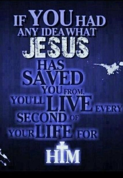 Sometimes we have no idea what God is actually saving us from. <a href=