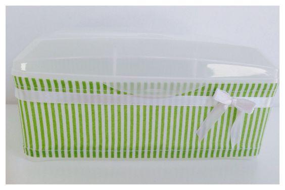 Box für feuchtes Toilettenpapier von Mäusekind auf DaWanda.com