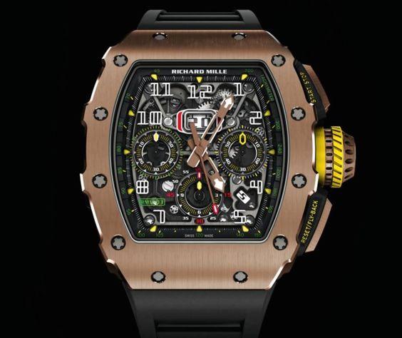 Richard Mille RM 11-03 Automatique Chronographe Flyback