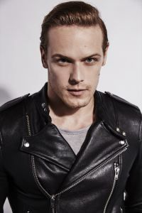 Love Sam in leather!