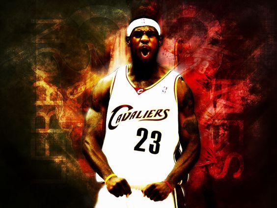LeBron James Biography | LeBron James Wallpapers
