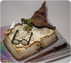 Fur Olli Fur Olli Buch Kuchen Themenbezogene Torten Harry Potter Kuchen