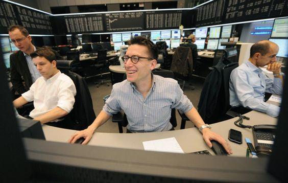 Goldman Sachs New York Stock Exchange Trader Broker  Stock Broker