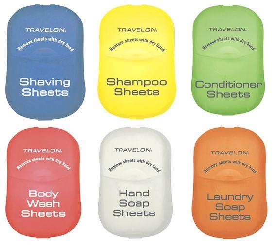 Travel Laundry Soap Sheets Uk