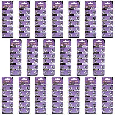 Hotsale TianQiu AG6/371A/L921 1.55V Alkaline Cell Button Battery - Silver (20 Packs / 200 PCS) http://mxpi.co.nf/?item=1393330