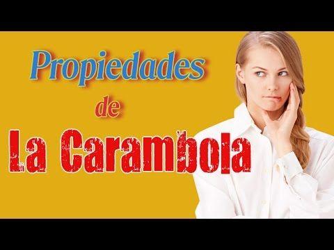 Propiedades De La Carambola - Origen y Caracteristicas De La Carambola - YouTube