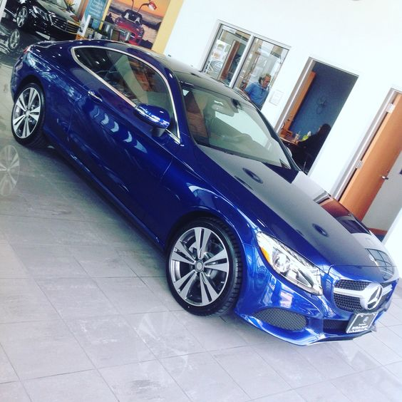Come by Ed Hicks Imports to see the all new 2016 C300 Coupe! Call (361) 854-1955 to set up an appointment or come by, we are open until 7pm! #c300 #edhicksimports #mercedes #newcar