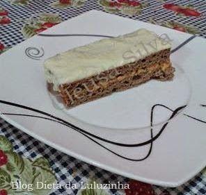 Foto do Bolo da Amiga Cleusa Silva Dieta Dukan - Dieta da Luluzinha: BOLO INDIANO DUKAN