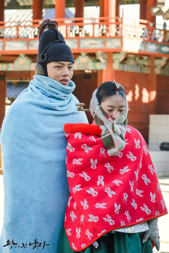 the crowned clown, baekho nuest that day we ost netflix show korean show Lee Se-young and Yeo Jin-goo