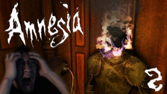 Amnesia: The Grey Eagle | Part 2 | FLAMING MANNEQUINS