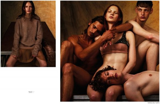 Bruce Machado, Roberto Sipos + More are Dirty Pretty Things for Naked But Safe