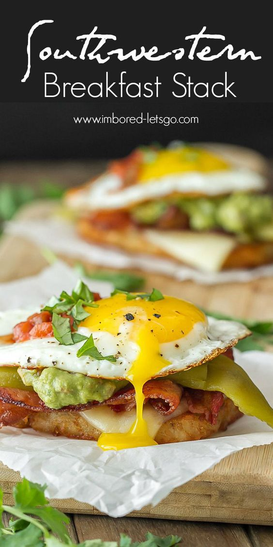 Green chilis, Hash browns and Guacamole on Pinterest