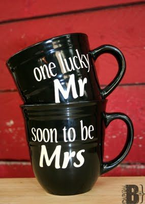cute engagement gift