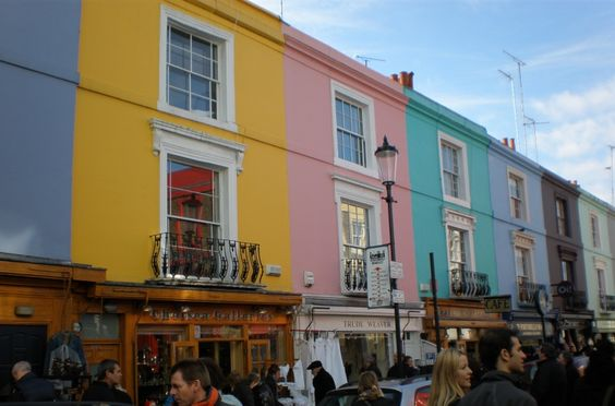Easily reached from Olympia and its venues Portobello Road is a world renowned destination for vibrant market stalls, Discover more of what Olympia has to offer here: http://olympia.co.uk/visiting/local-area/