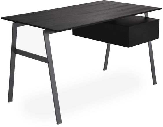 homework desk 1 love the gunmetal grey legs but would do with glass top black glass office desk 1