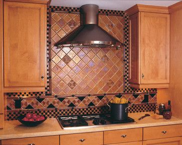Studio 121 - traditional - kitchen - chicago - The Tile Gallery