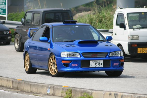 subaru impreza wrx lack of power