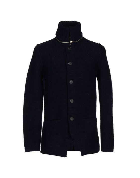 Cardigan Kaos Uomo - Acquista online su YOOX - 39620341DO