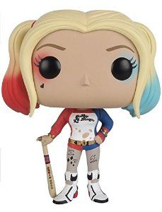 Amazon.com: Funko POP Movies: Suicide Squad Action Figure, Harley Quinn: Funko Pop! Movies:: Toys & Games