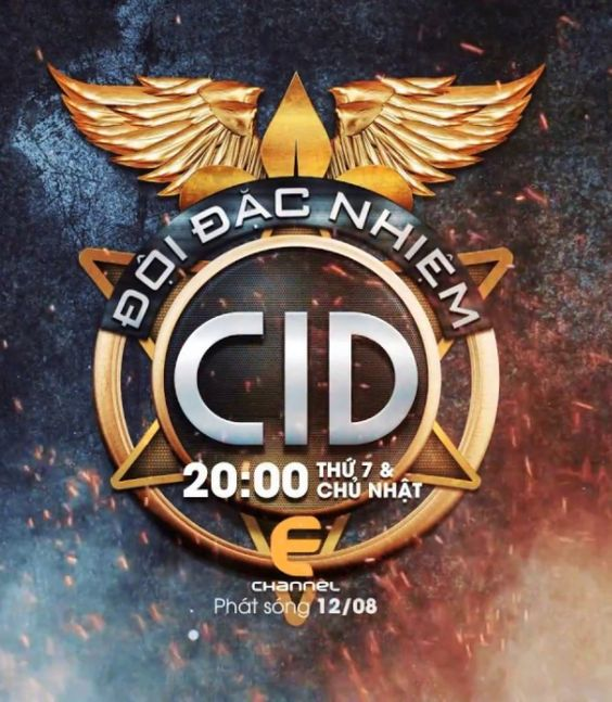 Đội Đặc Nhiệm CID Phần 5