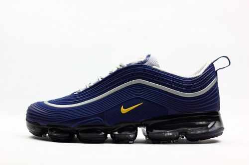 New 2018 Nike Air Max 97 VaporMax KPU Dark Blue in 2019