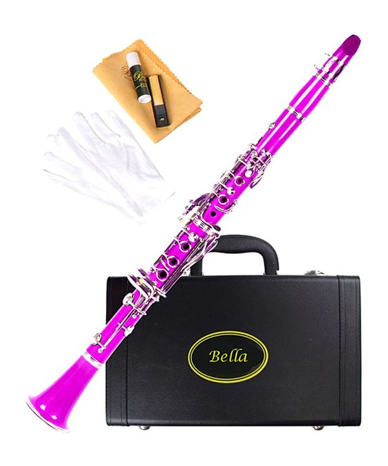 E Flat Clarinet Player Plays, The o&#3...