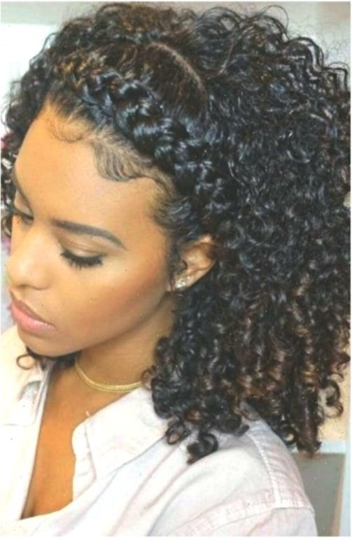 9 Modern Hairstyles For African American Naturally Curly Hair Di 2021
