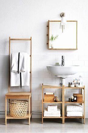 Ikea Bathroom Chairs In 2020 Space Saving Bathroom Ikea