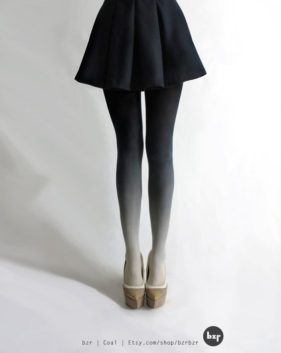 cute! but expensive for stockings and i hate wearing stockings