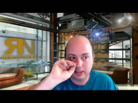 THE REALIST NEWS,  Web Bot Report Summary September 2016