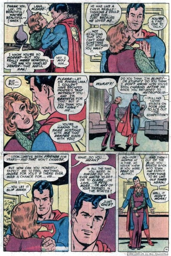 *~LANE & KENT~* Clark/Superman & Lois relationship... - Page 21