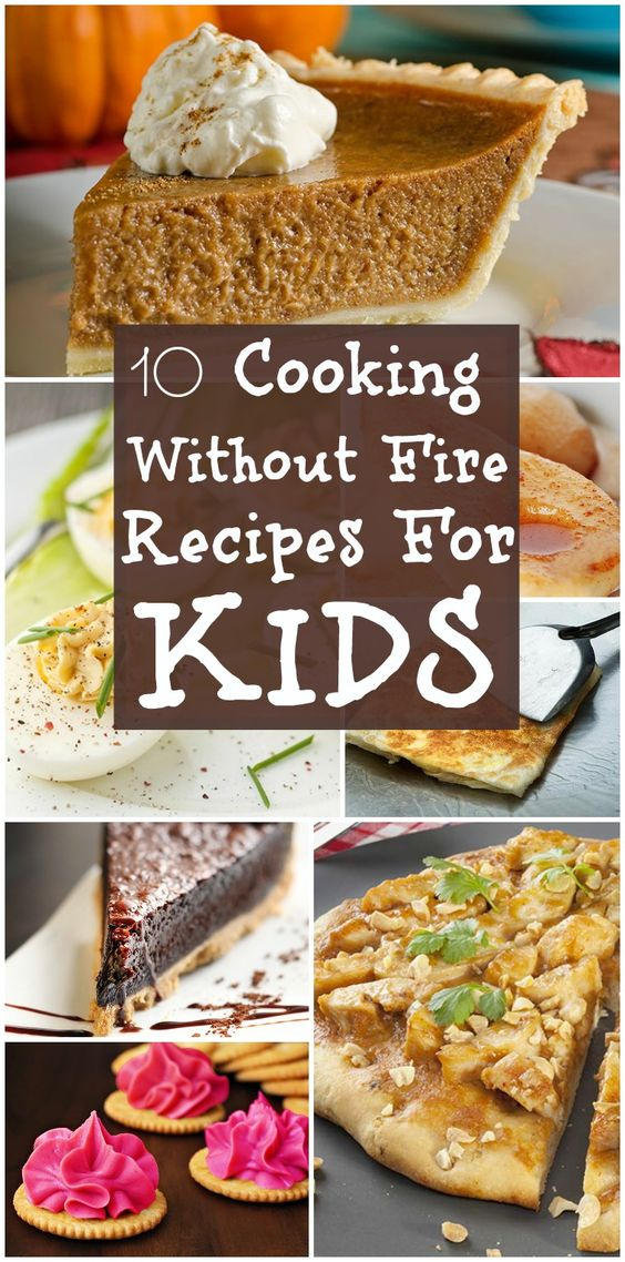 Food Recipes Without Fire And Electricity