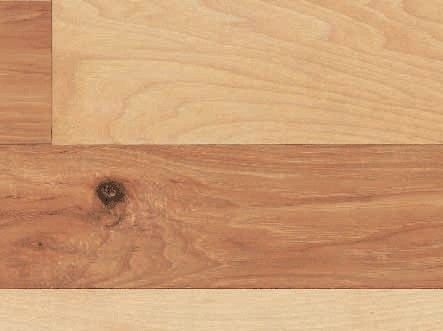 Hickory Unfinished Engineered or Solid hardwood flooring by Contractor's Choice  www.shop4floors.com